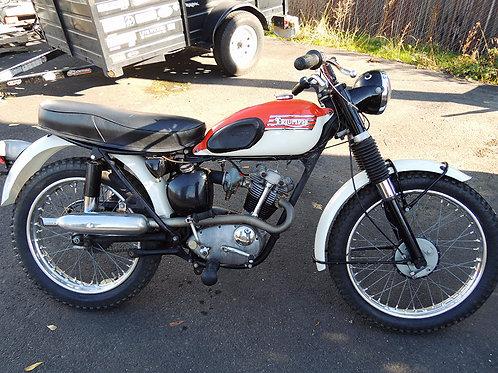 1965 T20SM Triumph Mountain Cub