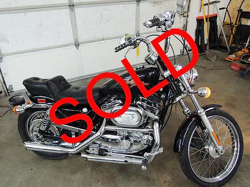 2000 Harley Davidson XL883 Sportster