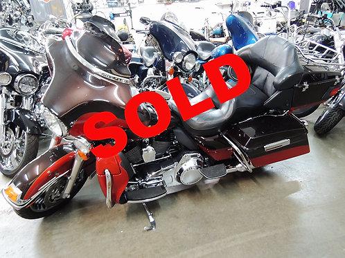 2010 Harley Davidson FLHTK Ultra Limited