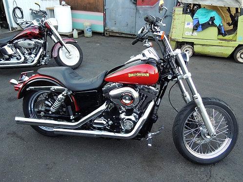 2010 Harley Davidson FXDC Dyna Superglide Custom