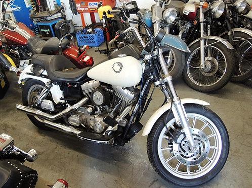 2001 Harley Davidson FXDP Dyna Defender (Police)