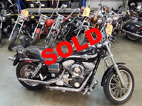 2003 Harley Davidson FXD Dyna Superglide 100th Ann