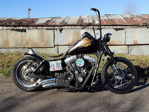 2007 Harley Davidson FXDB Dyna Rat Bob