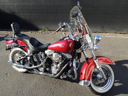 1985 Harley Davidson FXST Softail EVO