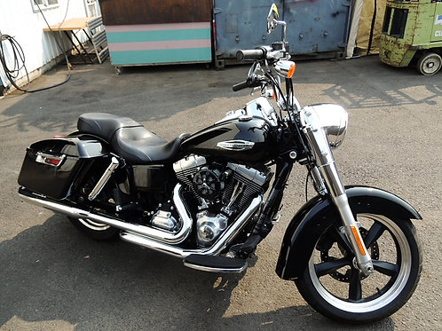 2012 Harley Davidson FLD Dyna Switchback