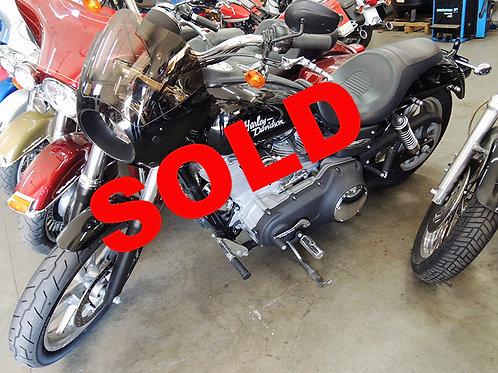 2010 Harley Davidson FXD Dyna Super Glide