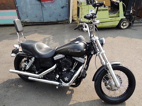 2010 Harley Davidson FXDB Dyna Street Bob