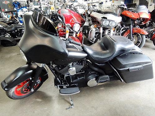 2008 Harley Davidson FLHT Electra-Glide
