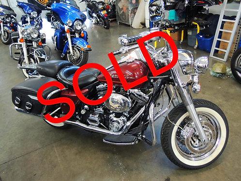 2001 Harley Davidson FLHR Road King