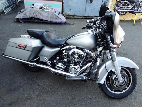 2007 Harley Davidson FLHX Street Glide
