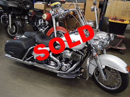 """2008 Harley Davidson FLHR Road King 107"""""""