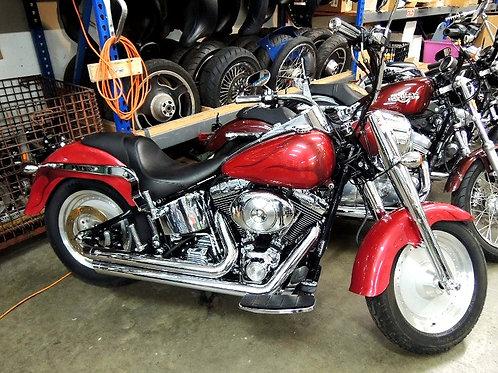 2001 Harley Davidson FLSTF Fatboy Softail
