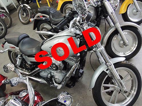 2010 Harley Davidson FXDC Dyna Super Glide Custom
