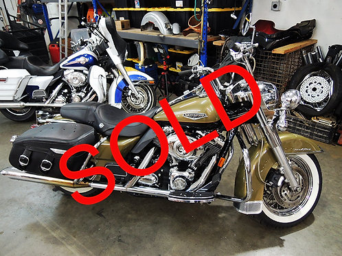 2007 Harley Davidson FLHRCI Road King Clsc.