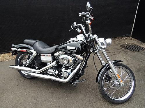 2007 Harley Davidson FXDWG Dyna Wide Glide