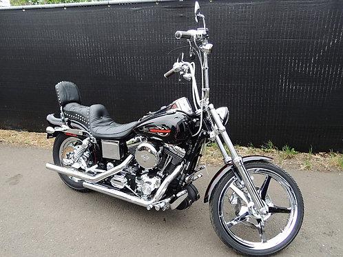 2002 Harley Davidson FXDWG Dyna Wide Glide