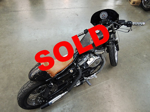 1987 Harley Davidson XLH883 Deluxe (Custom Cafe)
