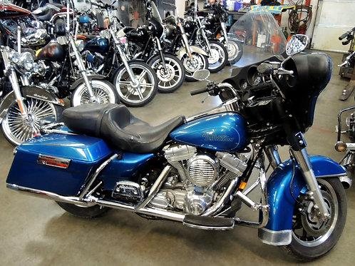 2006 Harley Davidson FLHT Electra Glide