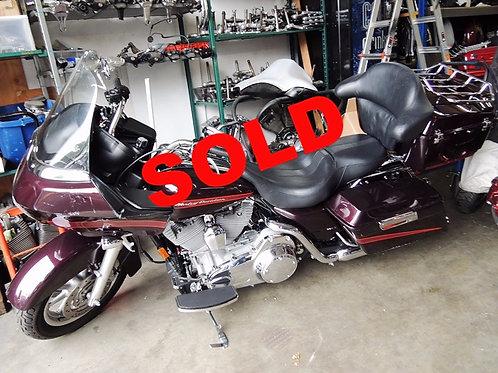 2007 Harley Davidson FLTR Road Glide