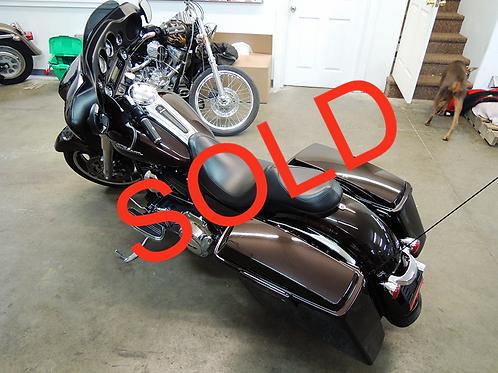 "2011 Harley Davidson FLHX Street Glide 103"""