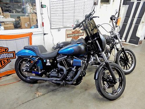 2015 Harley Davidson FXDB Dyna Street Bob