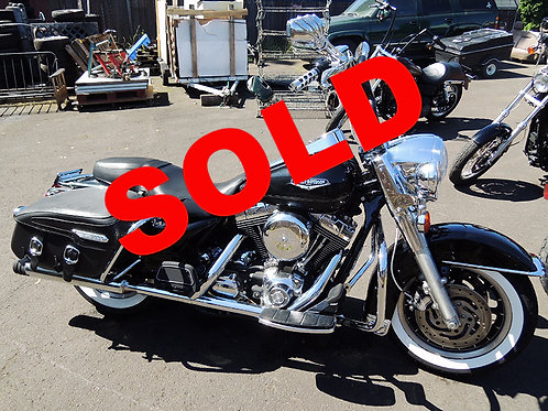 2005 Harley Davidson FLHRCI Road King Clsc.
