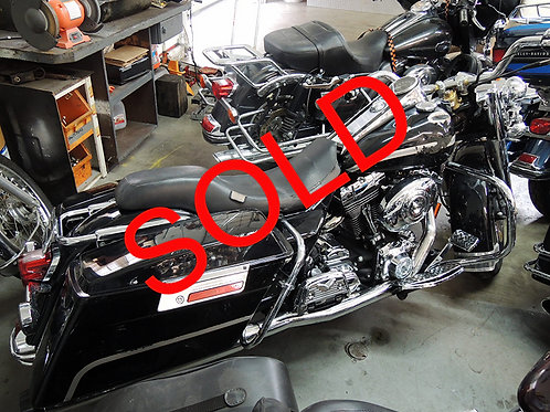 2003 Harley Davidson FLHR Road King 100th Ann.