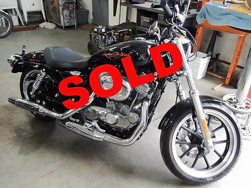 2014 Harley Davidson XL883 Sportster