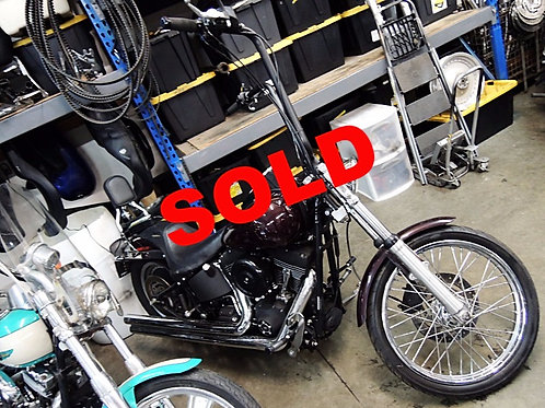 2005 Harley Davidson FXSTB Night Train Softail