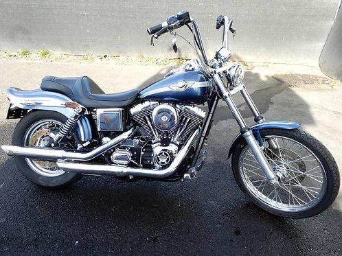 2003 Harley Davidson FXDWG Dyna Wide Glide