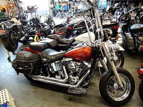 2006 Harley Davidson FLSTC Heritage Softail