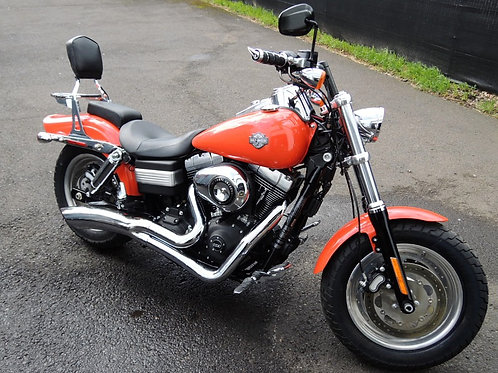 2012 Harley Davidson FXDF Dyna Fat Bob