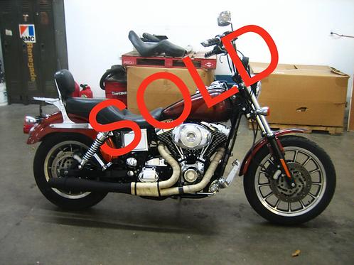 2000 Harley Davidson FXDC Dyna Convertible