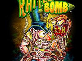 "Roth Metal Flake ""Rattle Bomb"""