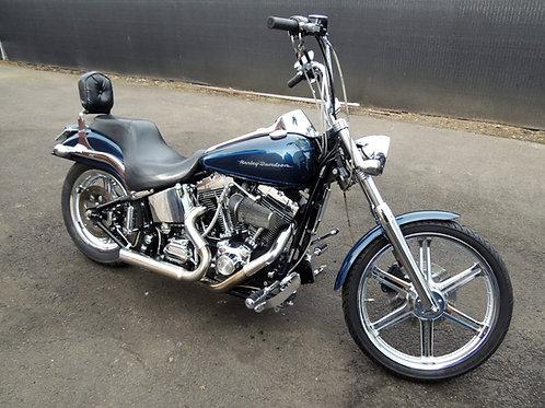 "2001 Harley Davidson FXSTDI Softail Deuce 95"""