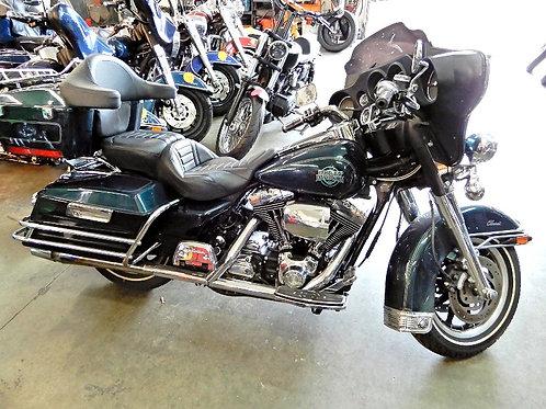 2001 Harley Davidson FLHT Electra-Glide