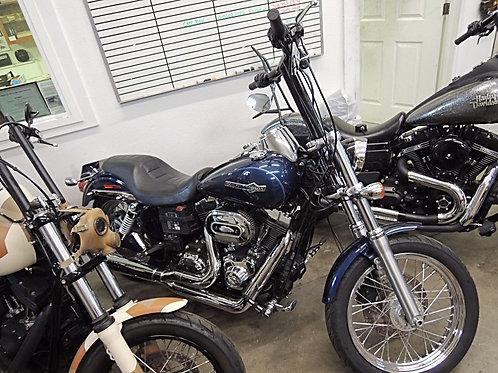 2013 Harley Davidson FXDC Dyna Superglide
