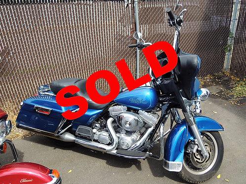 2006 Harley Davidson FLHTI Electra-Glide