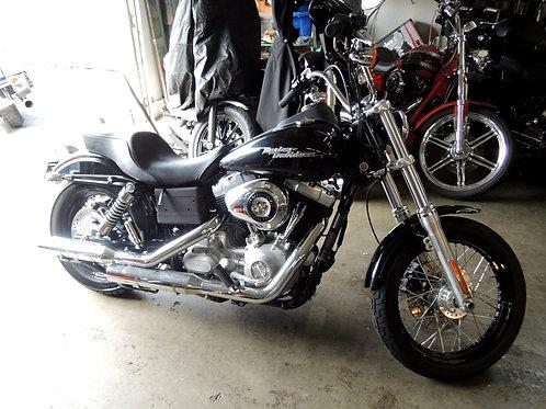 2009 Harley Davidson FXDL Dyna Lowrider