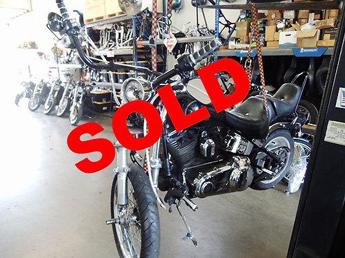 2009 Harley Davidson FXSTC Softail Custom
