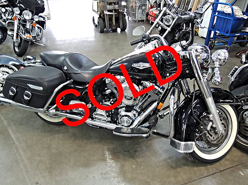 2005 Harley Davidson FLHRCI Road King Classic