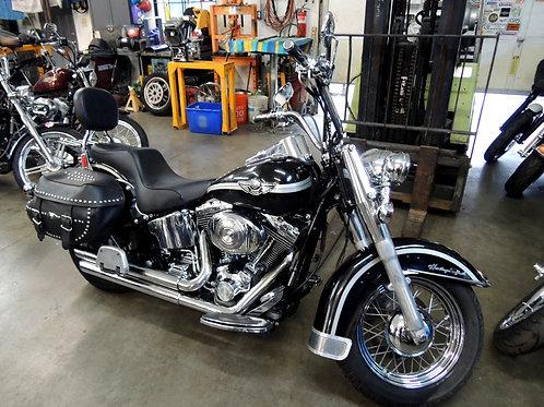 2003 Harley Davidson FLSTCI Heritage Softail 100th Ann.