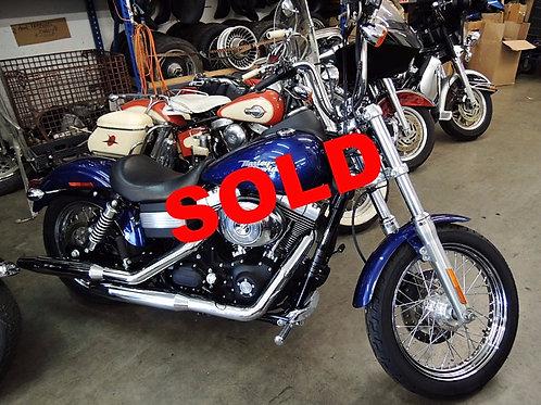 2006 Harley Davidson FXDBI Dyna Street Bob