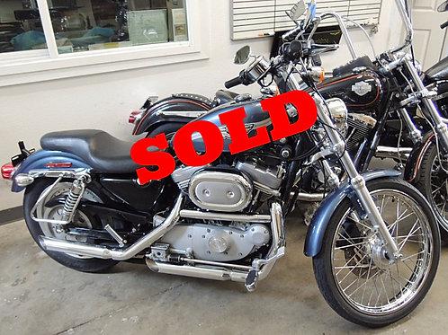 2003 Harley Davidson XL883 Sportster