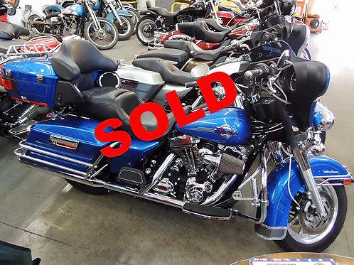 2007 Harley Davidson FLHTCU Ultra Classic