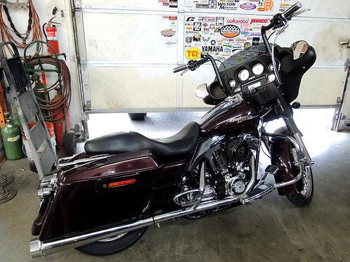 "2007 Harley Davidson FLHX Street Glide 103"""