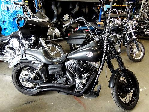 "2006 Harley Davidson FXDB Dyna Street Bob 95"""