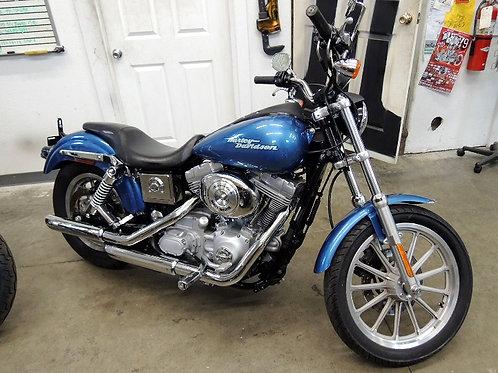 2005 Harley Davidson FXD Dyna Super Gllide