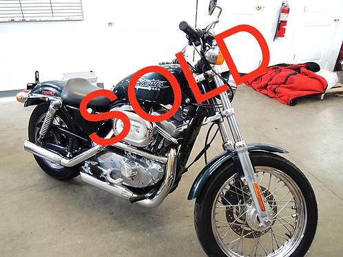 2001 Harley Davidson XL883 Sportster