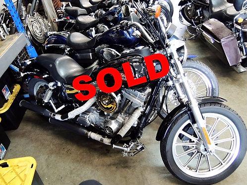 2002 Harley Davidson FXD Dyna Super Glide